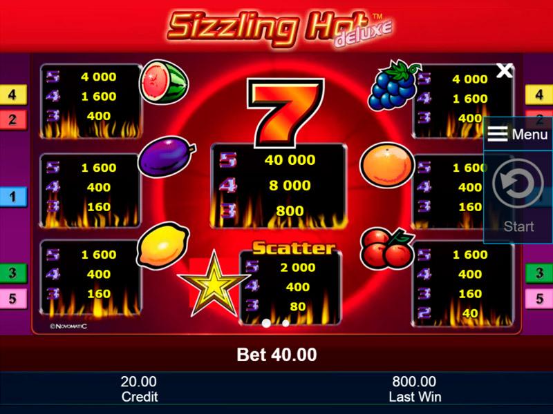 Sizzling Hot Spielen Ohne Download